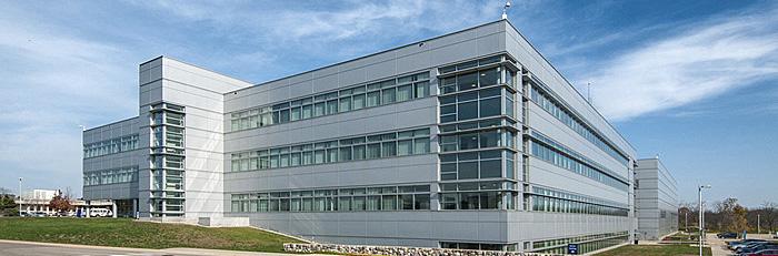 Inmatech's facility exterior photo